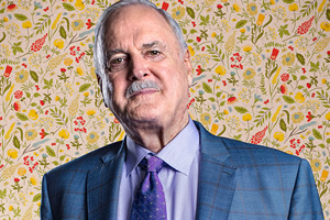 John Cleese in Christmas film