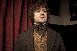 Hunderby. Dr Foggerty (Rufus Jones). Copyright: Baby Cow Productions.
