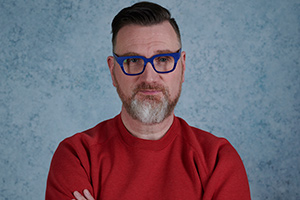 How to pitch TV comedy: Iain Coyle