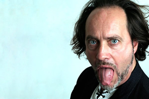 Ian Cognito film being made