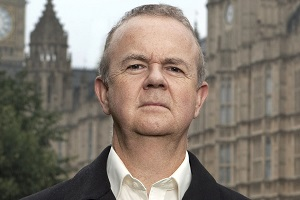 Have I Got News For You. Ian Hislop.