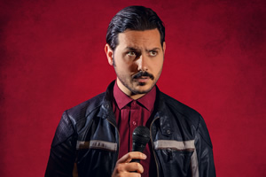 Ignacio Lopez to record radio stand-up special