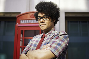 Richard Ayoade to host The Crystal Maze