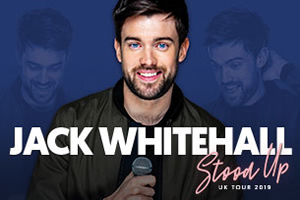 Jack Whitehall announces 2019 tour