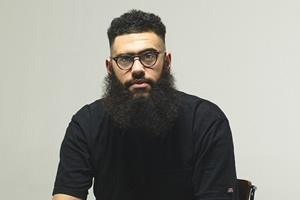 Jamali Maddix. Copyright: James Deacon.