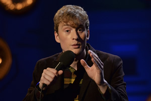 Live From The BBC. James Acaster. Copyright: Phil McIntyre Entertainment.