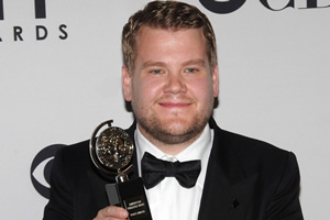 James Corden. Copyright: Picture Perfect / REX / Shutterstock.