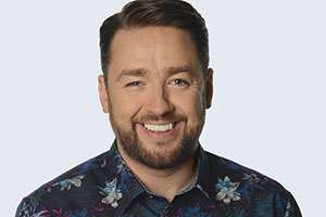 Jason Manford hosts Unbeatable
