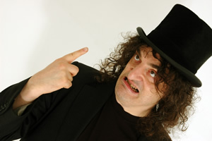 Jerry Sadowitz interview