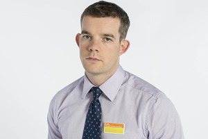 The Job Lot. Karl (Russell Tovey). Copyright: Big Talk Productions.
