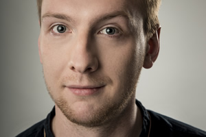 Joe Lycett. Copyright: Matt Crockett.