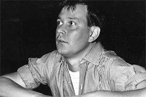 Joe Orton Laid Bare. Joe Orton. Copyright: IWC Media.