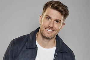 Home Alone With Joel Dommett. Joel Dommett.