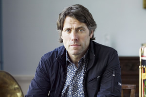 Who Do You Think You Are?. John Bishop. Copyright: BBC.