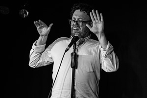 John Kearns. Copyright: Rah Petherbridge.