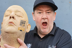Johnny Vegas wins Legend of Comedy title