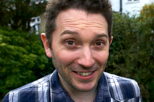 Jon Richardson: How To Survive The End Of The World. Jon Richardson.