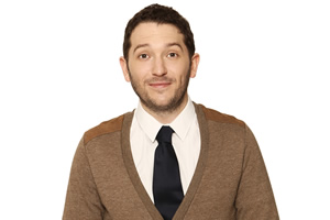 Jon Richardson. Copyright: Andy Hollingworth.