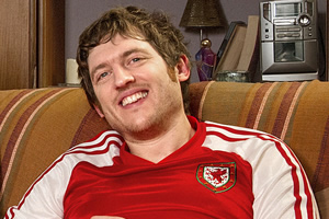 Josh. Owen (Elis James). Copyright: BBC.