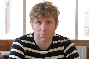 Josh Widdicombe interview