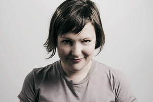 Josie Long speaks about violent online threats and sexism in comedy