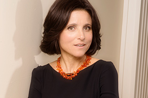 Julia Louis-Dreyfus in Tuesday