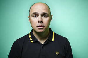 Karl Pilkington. Copyright: Sky.