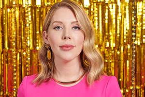 Katherine Ryan to return as host for All That Glitters Series 2