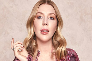 Katherine Ryan goes Backstage with Amazon for Q&A show