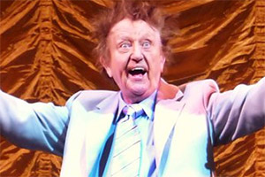 Ken Dodd: How Tickled I've Been!. Ken Dodd. Copyright: BBC.
