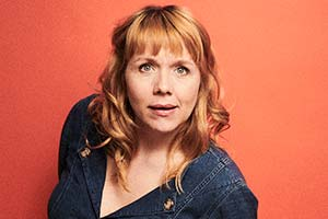 Kerry Godliman. Copyright: Off The Kerb.