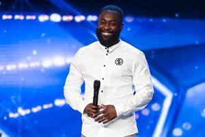 Kojo gets Golden Buzzer on Britain's Got Talent