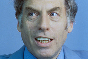 Larry Grayson: Shut That Door!. Larry Grayson. Copyright: ITV.