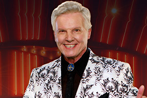 Last Laugh In Vegas. Jess Conrad. Copyright: Shiver Productions.
