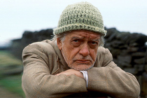 Last Of The Summer Wine. William 'Compo' Simmonite (Bill Owen). Copyright: BBC.