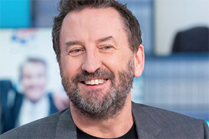 Lee Mack in The Understudy