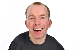 Lee Ridley. Copyright: Steve Ullathorne.