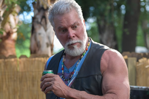 Living The Dream. Troy (Kevin Nash). Copyright: Big Talk Productions.