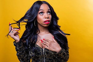 London Hughes up for South Bank breakthrough award