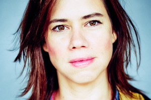 Lou Sanders. Copyright: Mark Dawson.