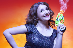 First Gig, Worst Gig: Lucy Porter