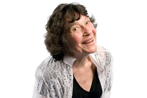 Lynn Ruth Miller interview