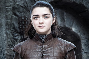 Game Of Thrones - Arya Stark. Maisie Williams.