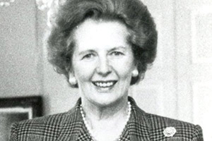 Comedy Chronicles: Margaret Thatcher
