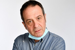 Mark Thomas. Copyright: Steve Ullathorne.