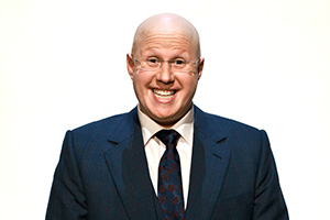 Reasons To Be Cheerful With Matt Lucas