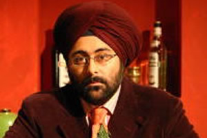 Meet The Magoons. Hamish (Hardeep Singh Kohli). Copyright: IWC Media.