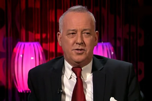 Michael Barrymore.
