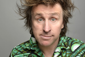 Milton Jones extends tour into 2018