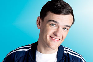 Mount Pleasant. Gary (George Sampson). Copyright: Tiger Aspect Productions.